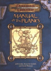 Manual of the Planes (Dungeon & Dragons)