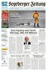 Segeberger Zeitung - 1 Februar 2017