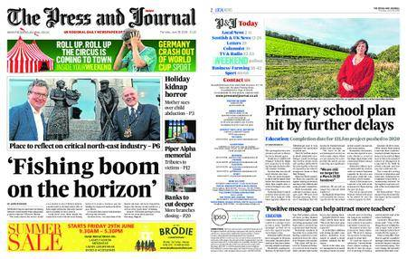 The Press and Journal Moray – June 28, 2018