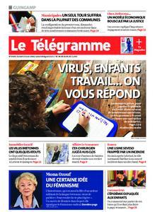 Le Télégramme Guingamp – 14 mars 2020