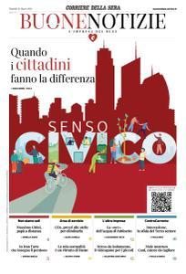 Corriere della Sera Buone Notizie - 23 Marzo 2021