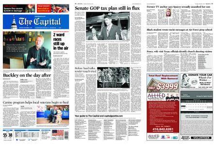 The Capital – November 09, 2017