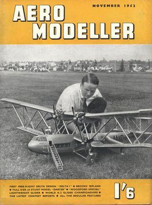 Aeromodeller Vol.18 No.11 (November 1952)