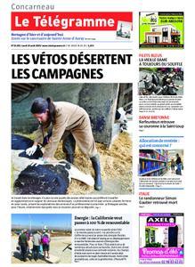 Le Télégramme Concarneau – 19 août 2019