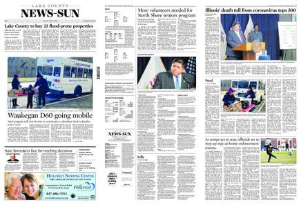 Lake County News-Sun – April 07, 2020