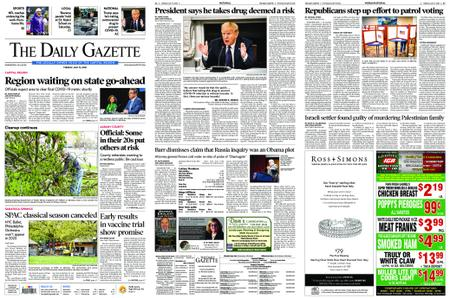 The Daily Gazette – May 19, 2020
