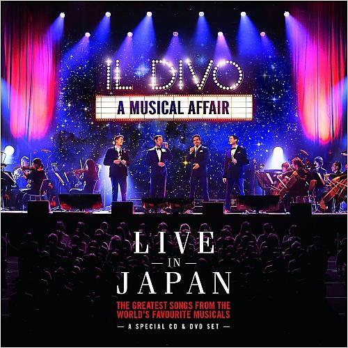 Il Divo - A Musical Affair: Live In Japan (2014)