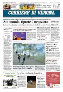 Corriere di Verona – 19 ottobre 2019