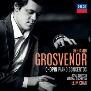 Benjamin Grosvenor - Chopin Piano Concertos (2020) [Official Digital Download 24/96]