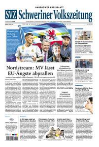 Schweriner Volkszeitung Hagenower Kreisblatt - 25. Januar 2019