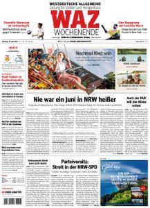 WAZ Westdeutsche Allgemeine Zeitung Velbert/Heiligenhaus - 29. Juni 2019