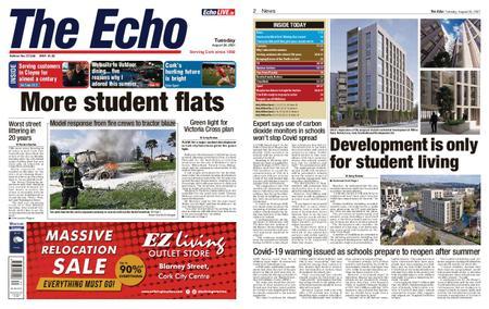 Evening Echo – August 24, 2021