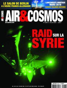Air & Cosmos - 20 avril 2018