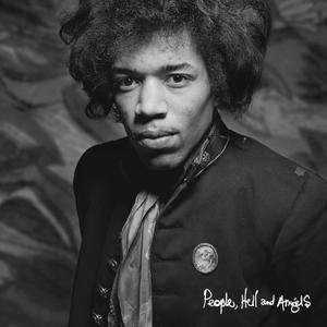 Jimi Hendrix - People, Hell & Angels (2013/2016) SACD ISO + Hi-Res FLAC