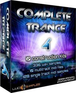 Lucid Samples Complete Trance Vol 4 WAV MiDi FLP