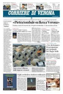 Corriere di Verona - 6 Giugno 2018