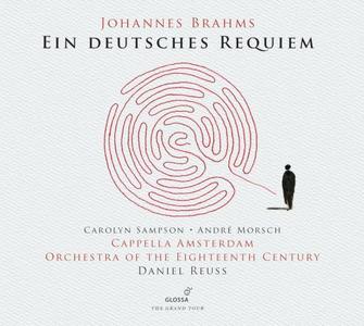 Cappella Amsterdam - Brahms: Ein deutsches Requiem, Op. 45 (Live) (2019)