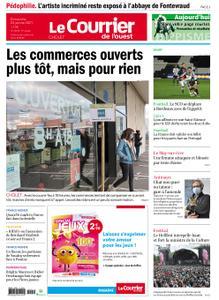 Le Courrier de l'Ouest Cholet – 24 janvier 2021