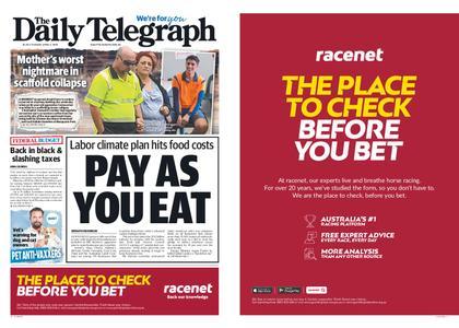 The Daily Telegraph (Sydney) – April 02, 2019