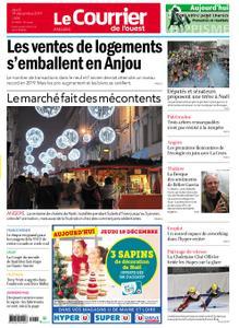 Le Courrier de l'Ouest Angers – 19 décembre 2019