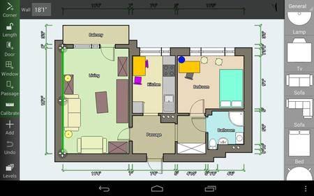 Floor Plan Creator v3.0.4 Unlocked