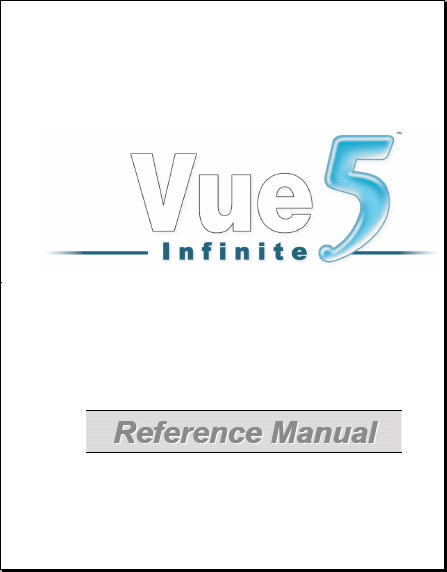 Vue 5 Infinite Reference Manual