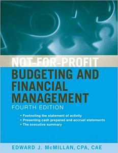 Not-for-Profit Budgeting and Financial Management