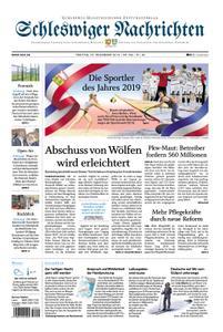 Schleswiger Nachrichten - 20. Dezember 2019