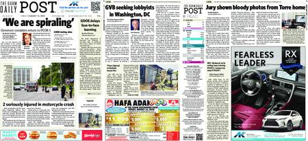 The Guam Daily Post – August 14, 2020