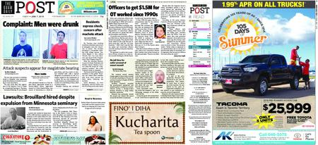 The Guam Daily Post – June 07, 2019