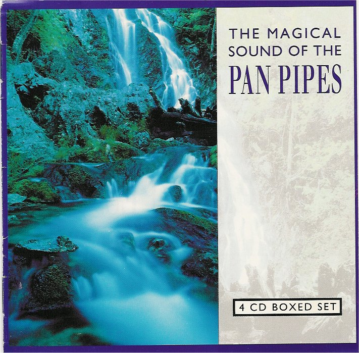 Various Artists-The Magical Sound Of The Pan Pipes - 1992