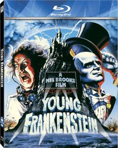 Young Frankenstein (1974) + Extras