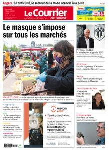 Le Courrier de l'Ouest Angers – 14 août 2020