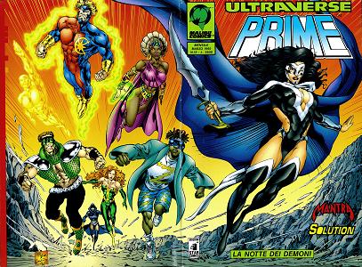 Prime - Volume 12 (Star Comics)