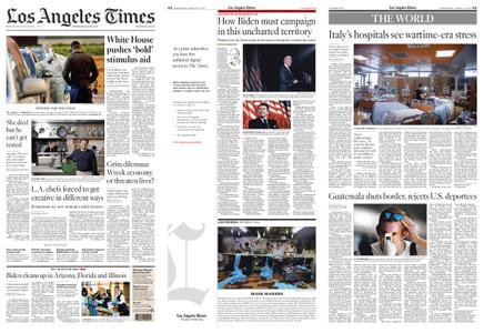 Los Angeles Times – March 18, 2020