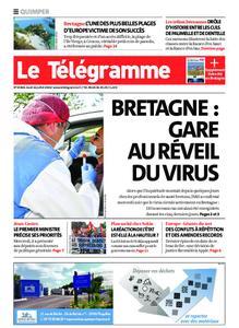 Le Télégramme Quimper – 16 juillet 2020