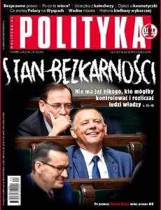 Tygodnik Polityka • 2 października 2019