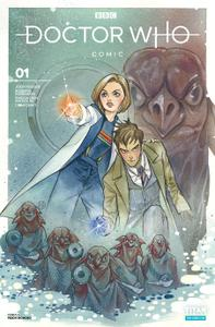 Doctor Who 001 2020 4 covers digital The Seeker