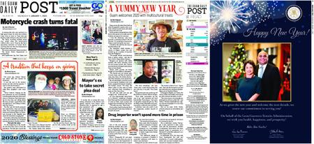 The Guam Daily Post – January 01, 2020