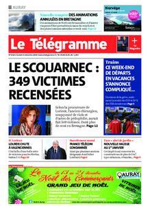 Le Télégramme Auray – 21 décembre 2019
