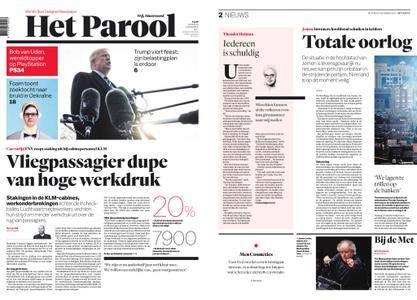 Het Parool – 04 december 2017