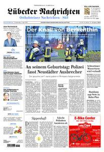 Lübecker Nachrichten Ostholstein Süd - 04. April 2019