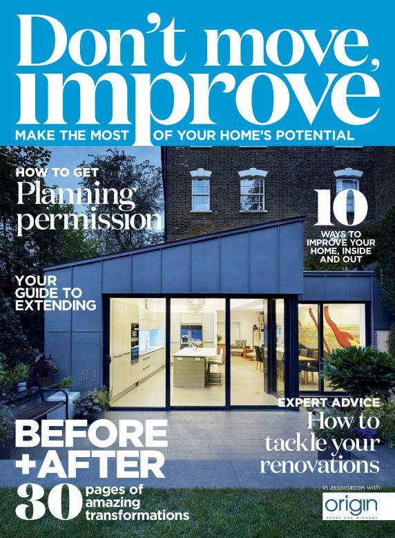 Real Homes - Dont Move Improve - March 2017