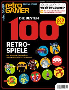 Retro Gamer Germany – Juli 2020