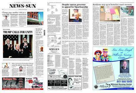 Lake County News-Sun – January 31, 2018