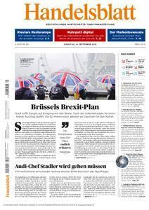 Handelsblatt - 18. September 2018