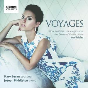 Mary Bevan, Joseph Middleton - Voyages (2017)