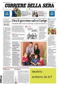Corriere della Sera – 08 gennaio 2019