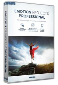 Franzis EMOTION projects professional 1.22.03534 macOS