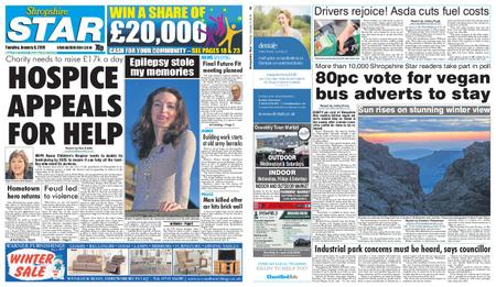 Shropshire Star Shrewsbury Edition – January 08, 2019